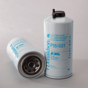 P551031 by DONALDSON - FUEL FILTER, WATER SEPARATOR SPIN-ON TWIST&DRAIN