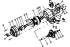 5P1201 by CHELSEA - ADAPTER GEAR