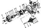 22-P-120 by CHELSEA - PTO BEARING CAP GASKET - GASKET MOUNTING