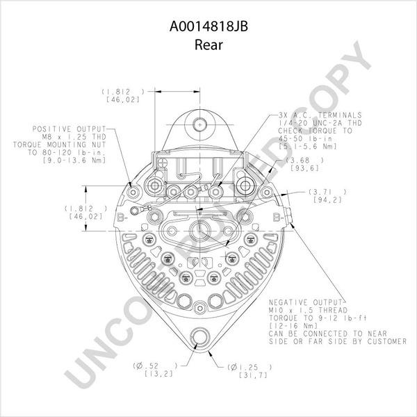 A0014818jb By Leece Neville