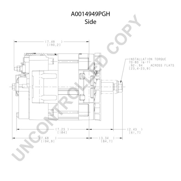 Leece Neville Alternator Wiring Diagram 2800jb Gm Internal