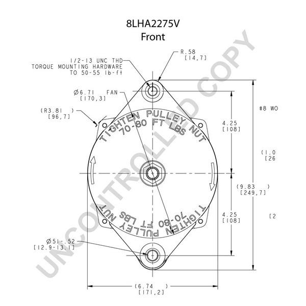 Alternator Sense Wiring Diagram