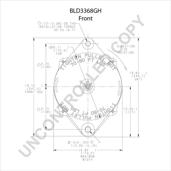 Delco Remy 24 Volt Alternator Wiring Diagram
