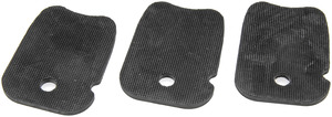 41012 by DORMAN - CUP HOLDER INSERTS