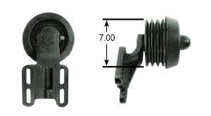 107889X by KIT MASTERS - Remanufactured Fan Clutch - Bendix
