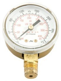 "87728 by FORNEY INDUSTRIES INC. - Gauge 2"" Acetylene, High Pressure"