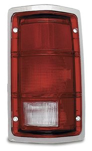 85422-5 by GROTE - RPLCMNT LENS RED  DODGE T