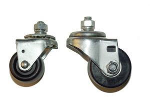 "M350011KIT by MERRICK MACHINE CO. - Heavy Duty Upgrade Kit (2 1/2"" casters w/hrdwr)"