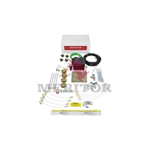 H196522SS1 by MERITOR - MERITOR GENUINE - MERITOR TIRE INFLATION SYSTEM - THERMALERT KIT