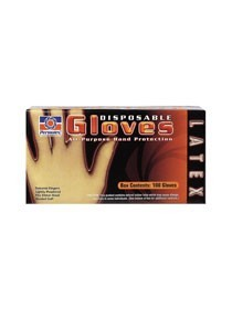 09183 by PERMATEX - Latex Disposable Gloves