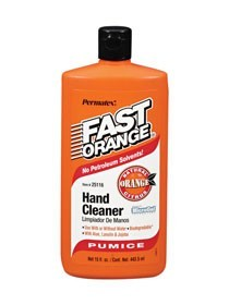25116 by PERMATEX - FAST ORANGE Hand Cleaner