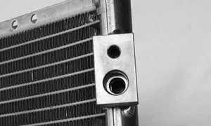 4605 by TYC PRODUCTS - CONDENSER