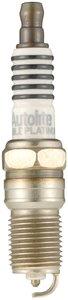 APP105 by AUTOLITE SPARK PLUGS - DBL PLTNM SPARK PLUG
