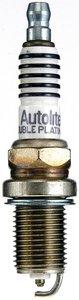 APP5503 by AUTOLITE SPARK PLUGS - DBL PLTNM SPARK PLUG