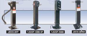 JDS10-26FP by ROCKWELL AMERICAN - DROP LEG JACK-SPG LOADED 10K FRT PIN PU