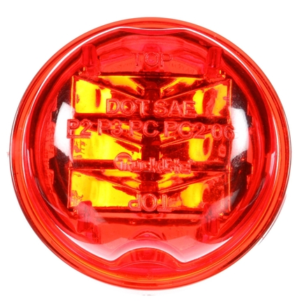 30375R by TRUCK-LITE - Red LED Lamp