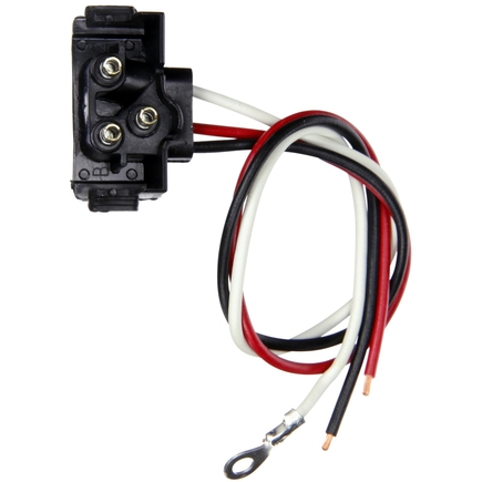 tl94993 by truck lite stop turn tail plug rh finditparts com truck light wiring harness For Dome Lights Wiring Harness