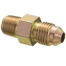 C5205X4X8 by WEATHERHEAD - Adapters - Adapter SAE37 Steel Str 4T x8MP