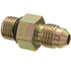 C5315X16X10 by WEATHERHEAD - Adapters - Adapter SAE37 Steel M SAE37 x M Oring Boss
