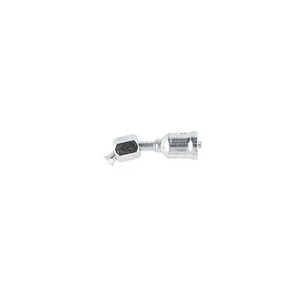 Parker 1JS78-10-10 Adapter Long Swivel 5//8 Seal-Lok X 5//8 Hose Steel