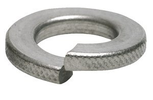 40384 by FASTENAL - M10 DIN 127 Zinc Plated Split Lock Washer