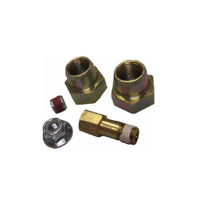 Power Products 22-913 - Air Spring Bolt Kit  3 1/8 Thick Spacer