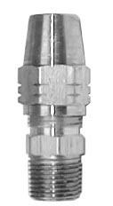 A68-10-6 by POWER PRODUCTS - Air Brake Male Connector 5/8 X 3/8