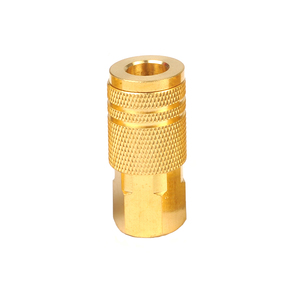 17-322 by GROUP 31 XTRA SEAL  - 1/4in. Industrial Style Coupler 1/4in. NPT female