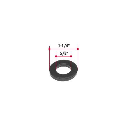 Triangle Suspension Systems Co. UBW70 - U Bolt Washers (5/8 X 1 1/4...