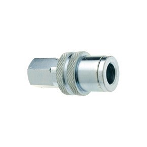 "C10R by PLEWS - Coupler, 1/2"" TF, 1/2"" FNPT"