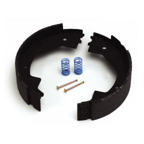 K71-047-00 by DEXTER AXLE - Brake Shoe & Lining Kit - 3.5K (Representative Image)