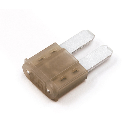 82-ANTI-7.5A by GROTE - Micro2® Blade Fuse With LED Indicator, Brown