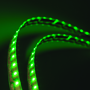 L14510804 by GROTE - XTL LED Light Strip, Green, 17.00 in | 432 mm
