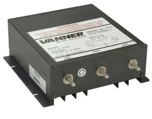 91-10A by VANNER - 12 TO 24VDC 10 AMP O