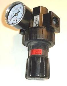 """24-434 by PLEWS LUBE AND TIRE SUPPLIES - Air Line Regulator 3/4"""" NPTF"""