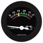 100184 by DATCON INSTRUMENT CO. - Voltmeter