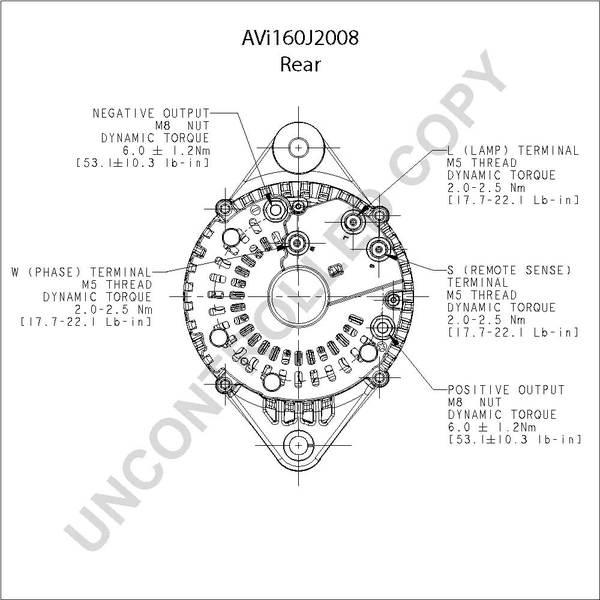 Wiring Diagram Delco Alternator 10si