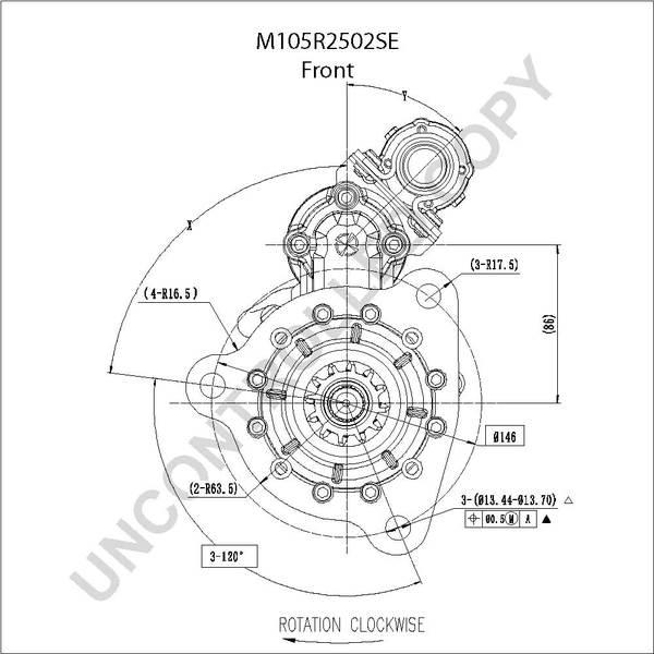 M105r2502se By Leece Neville