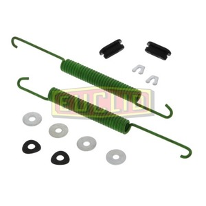 E4134 by EUCLID - HYDRAULIC BRAKE - HARDWARE - HOLD DOWN KIT