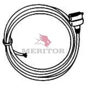 S4493321800 by MERITOR - ABS - TRAILER ABS CABLE