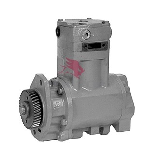 R9553558052X by MERITOR - AIR COMPRESSOR - REMANUFACTURED