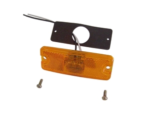 70606 by CHAM-CAL - Replacement LED Module & Gasket, 10-30V, for Lighted West Coast Mirrors