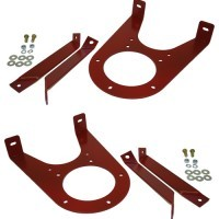 M998201 by MERRICK MACHINE CO. - Auto Dolly Service Seat