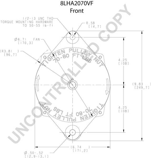 8403 Prestolite Alternator Wiring Diagram Fisher Minute Mount