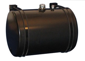 A3500 by AMERICAN MOBILE POWER - Hydraulic Tank Steel Saddlemount - 50 Gallon MODEL A3500