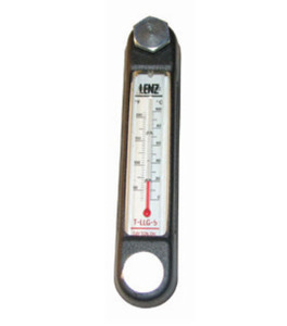 ASG-105 by AMERICAN MOBILE POWER - Sight/Temperature Gauge for Hydraulic Tank