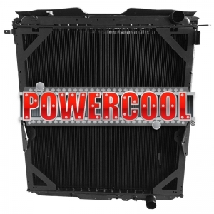 FR65OCBO by DETROIT RADIATOR CORP - Freightliner Radiator Fits 2007 - 2011 Freightliner Columbia/Cascadia/Sterling with Mercedes Engine