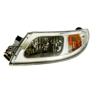 33A-1101L-AS by MAXZONE AUTO PARTS CORP - Depo Driver Side Replacement Headlight for International and DuraStar