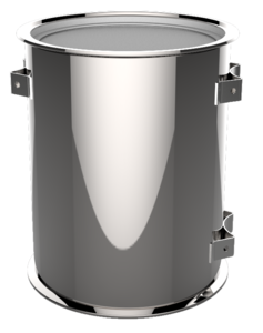 DC1-0036 by DENSO POWEREDGE - PowerEdge Diesel Particulate Filter - DPF - Detroit Diesel Series 60 (Including Gaskets)