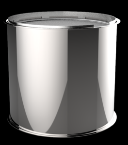 DC1-0038 by DENSO POWEREDGE - PowerEdge Diesel Particulate Filter - DPF for Cummins ISM, ISL (Including Gaskets)